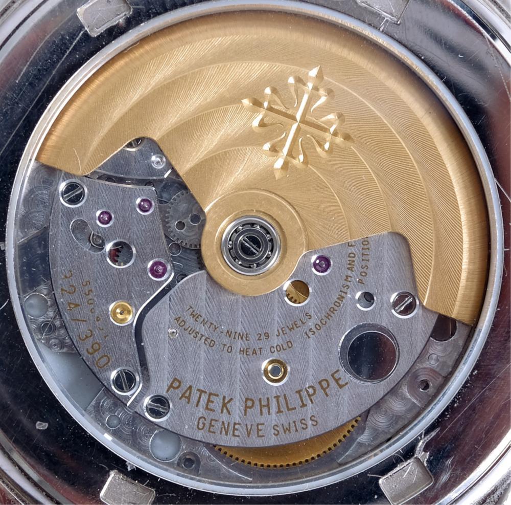 Patek Philippe Calatrava 18k WG Watch