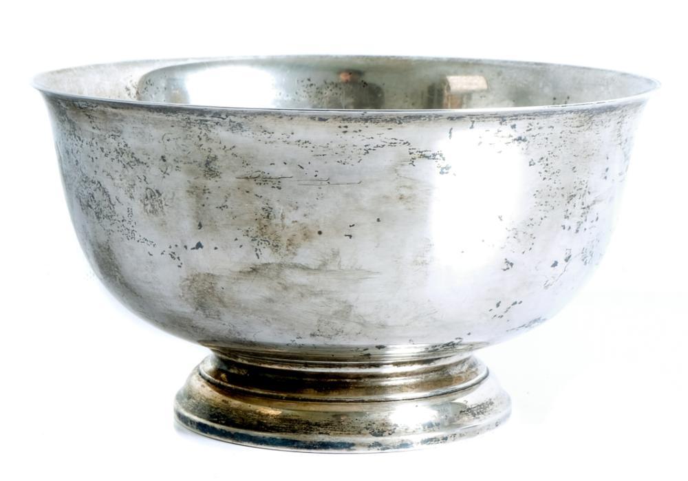 Gorham Sterling Silver Paul Revere Bowl