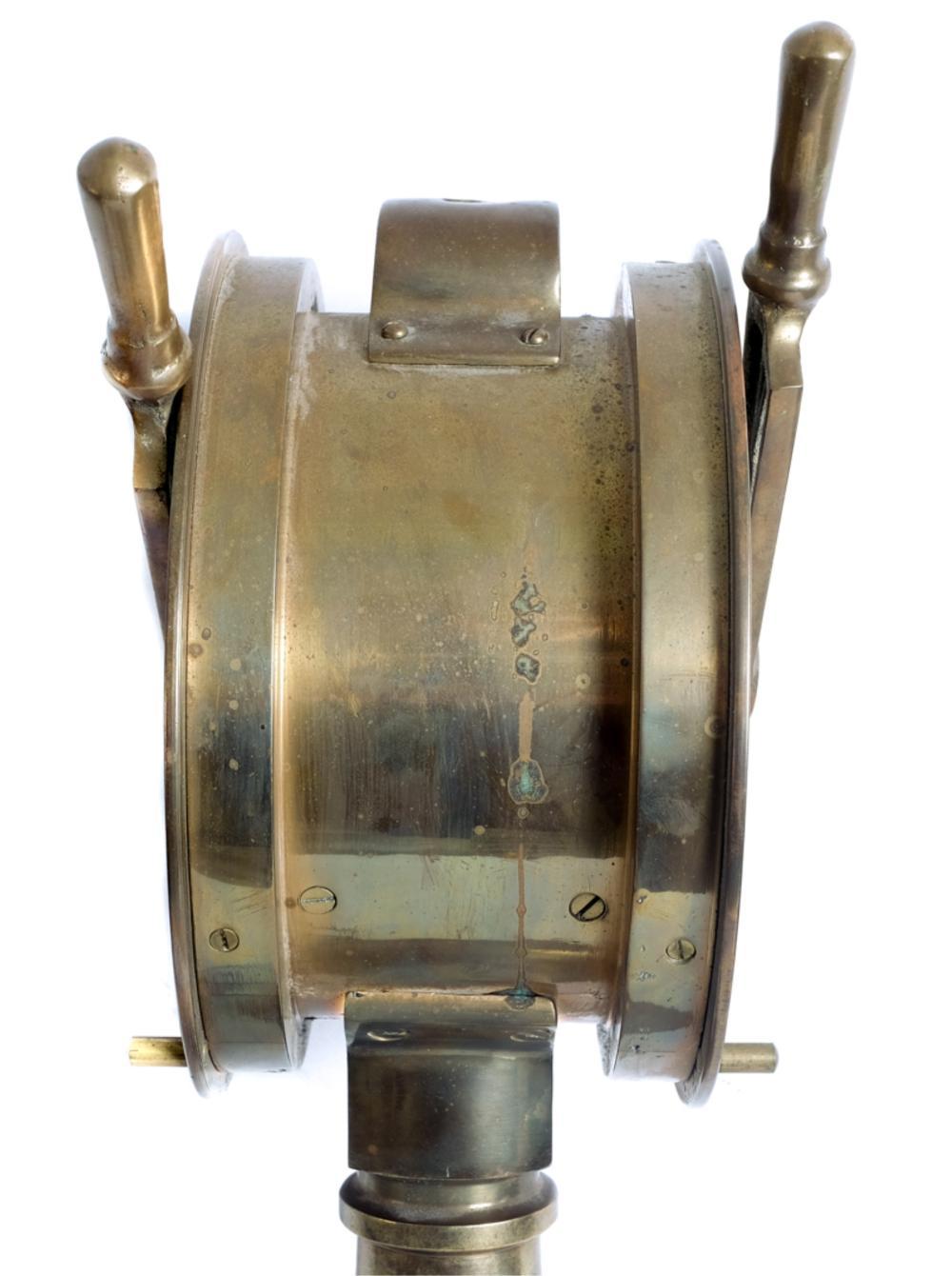 Chadburns Liverpool & London Telegraph Lamp
