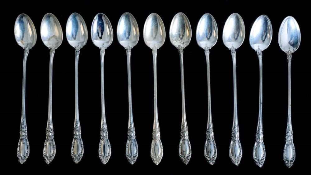 Towle Sterling Flatware King Richard, 12 Pcs