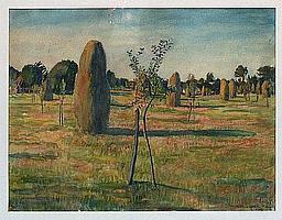 MAURICE MINKOWSKI - Early 20th century Polish