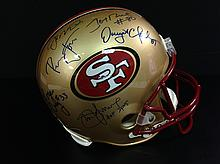 San Francisco 49ers-Hall Of Famers & Stars
