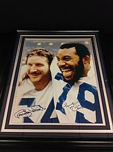 Randy White & Harvey Martin Dallas Cowboys