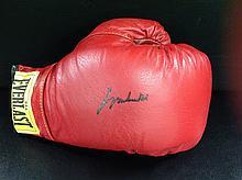 Muhammad Ali Autographed Everlast Boxing