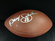 Daryl Johnston Dallas Cowboys Autographed