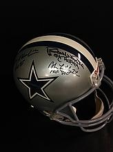 R. Staubach, R. White, B. Lilly, M. Renfro And
