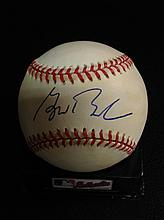 President George W. Bush Autographed Rawlings