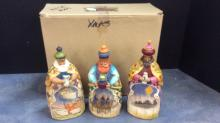 Jim Shore Heartwood Creek Three Wiseman Figurines