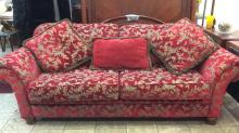 Beautiful Fabric Sofa  Approx. 90