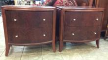 Pair Of Nightstands approximately 30