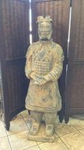 Quin Shihuang first emperor of China terra cotta