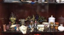 Selection of western items, Montana Silversmith
