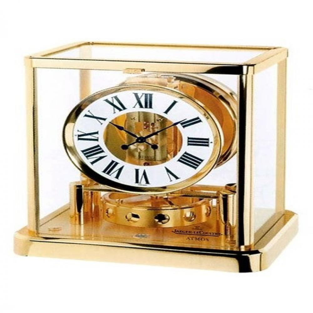 Jaeger-LeCoultre ATMOS Clock Glit Brass