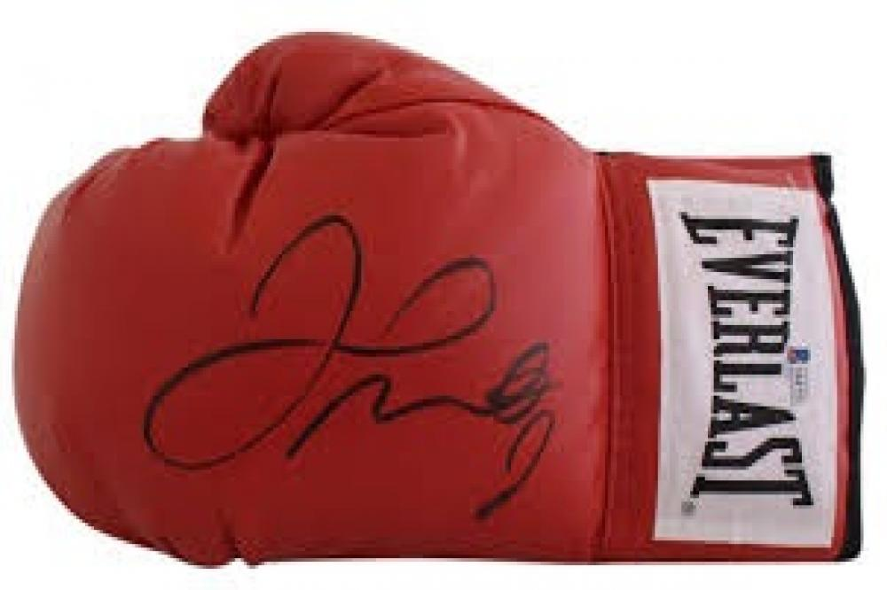 Floyd Mayweather Autographed Boxing Glove