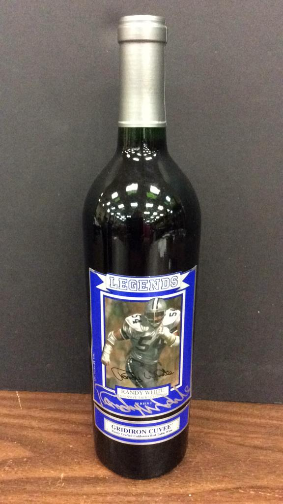 Dallas Cowboys Randy White Signed Gridiron Cuvée