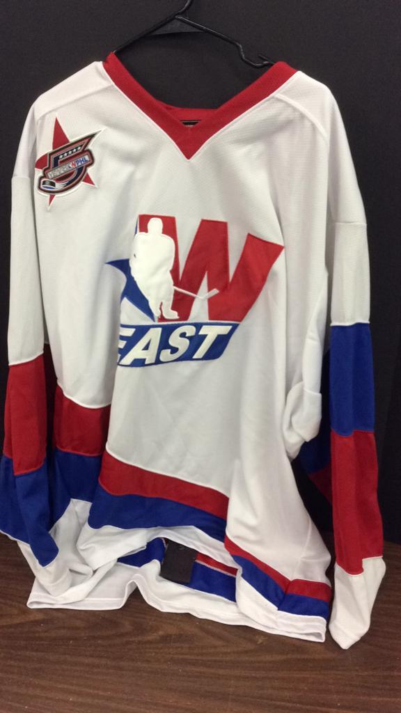 W East 2001 All Star Game American Hockey Company