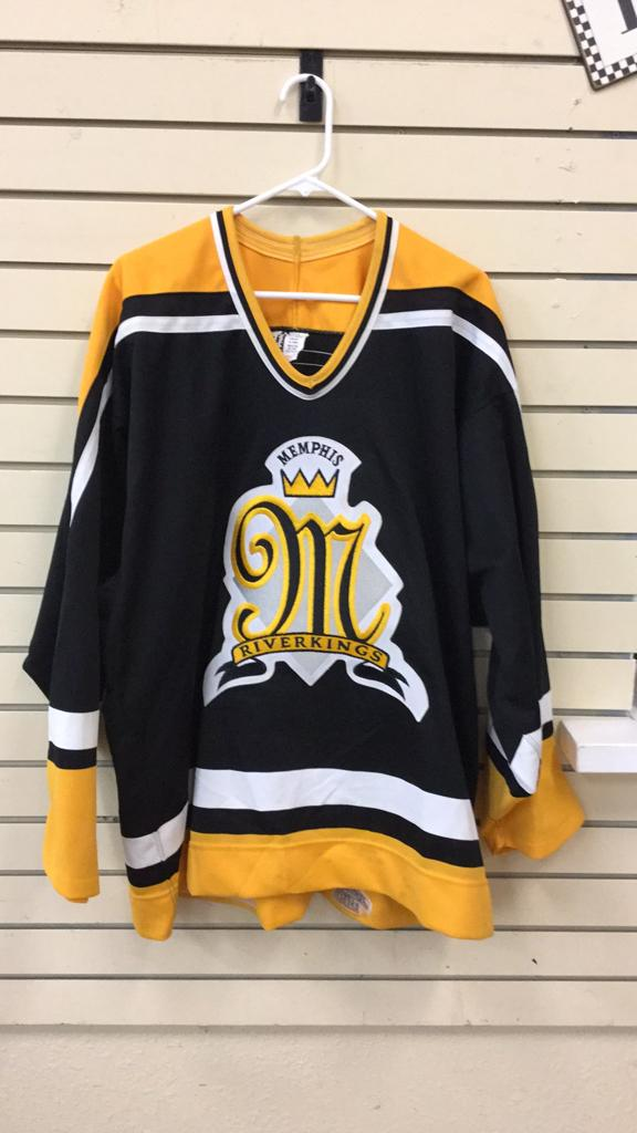 Memphis River Kings said to be game used hockey