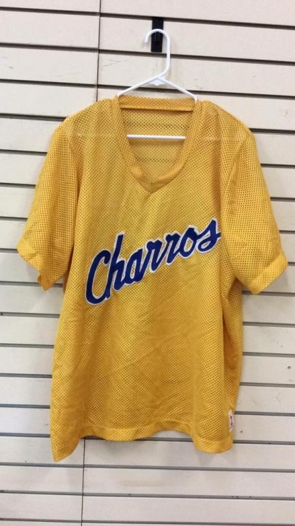 Charros de Jalisco #45 baseball jersey
