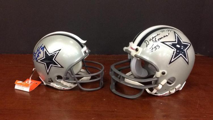 Dallas Cowboys Duane Thomas # 33 70-79' and Mel
