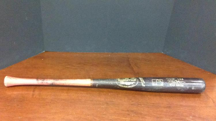 Texas Rangers Royce Clayton said to be game used