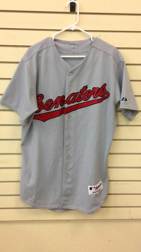 Washington Senators #52 Majestic baseball jersey
