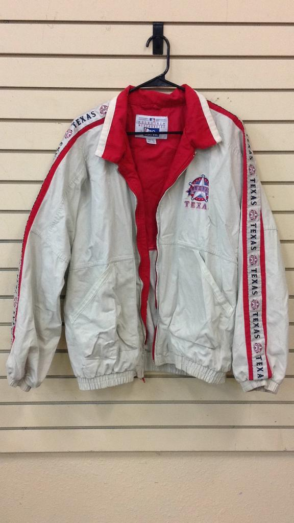 Texas rangers pro layer jacket size XL