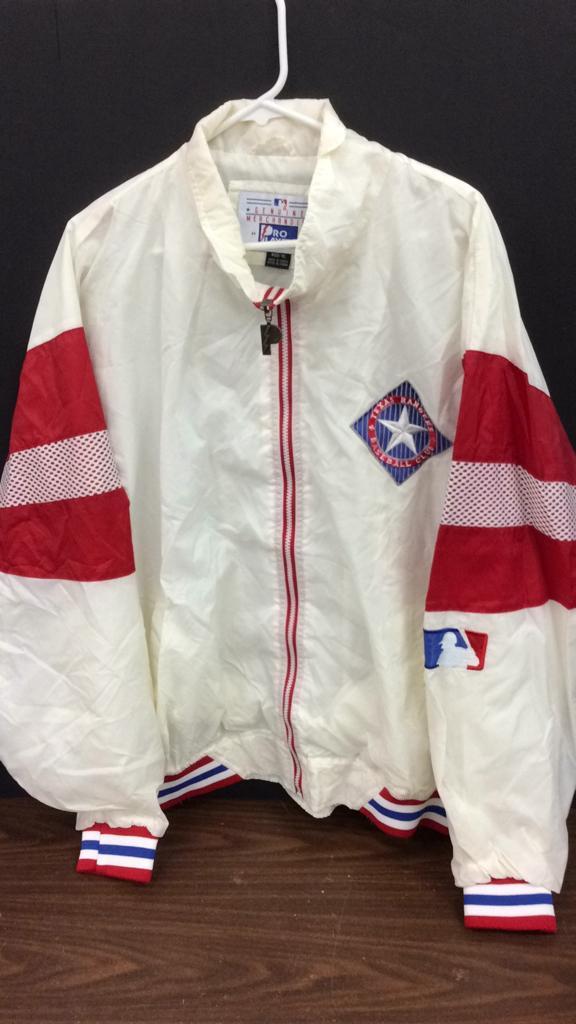 Texas Rangers Baseball Club Pro Player Size XL