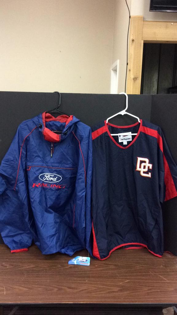 Ford Racing Team Caliber Size XXL Jacket and DC