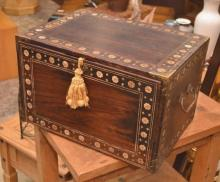 Antique Mughal Apothecary Chest