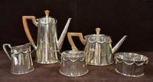 Tiffany Sterling Coffee & Tea Service