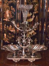 Sheffield Plate Epergne