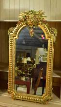 Louis XIV-Style Mirror