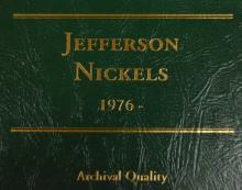 Mint State & Proof Jefferson Nickel Set Volume 2