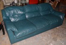 Handcock & Moore Leather Sofa