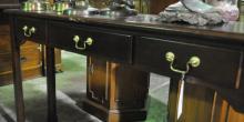 Bombay Company Console Table