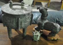 Mid-Century Novelty Barware