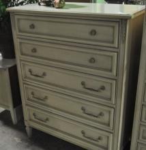 Mid-Century Painted Dresser