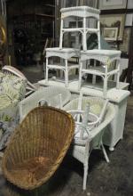 8 Piece Wicker Furniture