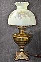 Brass Fluid Lamp Conversion
