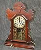 Victorian Ingraham Kitchen Clock