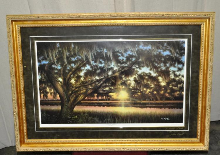 Jim Booth Print Southern Splendor