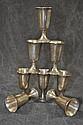 Sterling Liqueur Cups 8 pcs