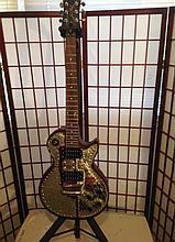 epiphone les Paul guitar custom sell