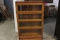 4 STACK OAK GLOBE WERNICKE BOOKCASE EXCELLENT CONDITION