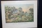 CURRIER AND IVES AMERICAN HOMESTEAD SUMMER 21 X 17