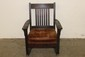 NICE MISSION ROCKER BY YOUNG AND SONS CAMDEN NEW YORK - PERFECT BUT NEEDS SEAT COVER