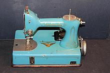 HARD TO FIND STANDARD SEWING MACHINE COMPANY LIGHTWEIGHT BEAUTIFUL MACHINE CORD IS MISSING