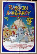 RAGGEDY ANN & ANDY - 1977 - One Sheet Movie Poster - 27