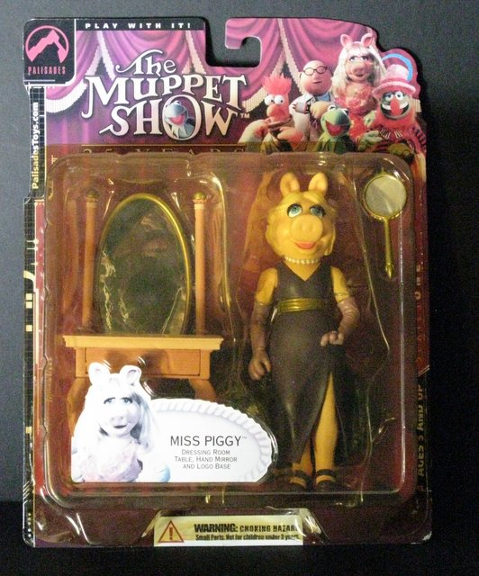THE MUPPET SHOW - MISS PIGGY - 6