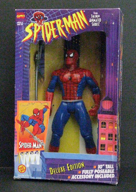 SPIDER-MAN THE ANIMATED SERIES - VINTAGE 10